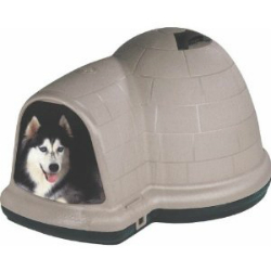 Extra large igloo dog house