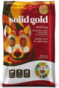 Solid Gold large dog food