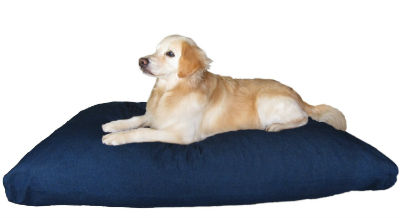 XXL Heavy Duty orthopedic memory foam dog bed