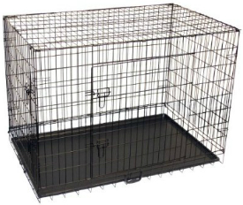 "48"" Extra Large Dog Crate by Grip-On-Tools"