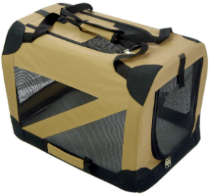 Collapsible Pet Dog Folding Crate