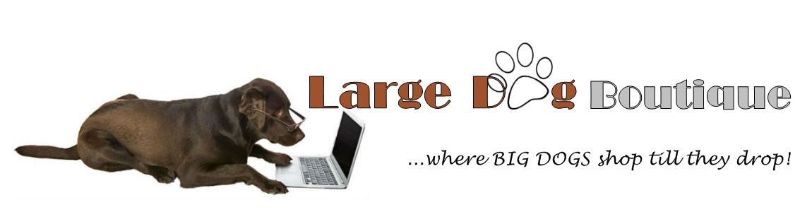Large Dog Boutique header image